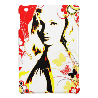 Nostalgic Seduction - Wistful Flutter iPad Mini Case