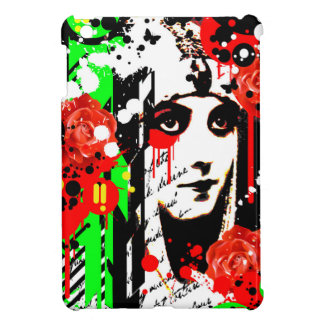 Nostalgic Seduction - Zombie Queen Roses iPad Mini Covers