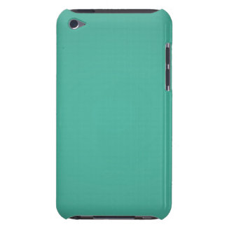 Nostalgic Teal Barely There iPod Covers