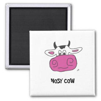 NOSY COW MAGNET