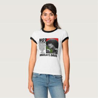 NOT A CLICHE - Angela Davis T-Shirt