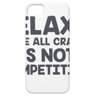 Not A Competition Case For The iPhone 5