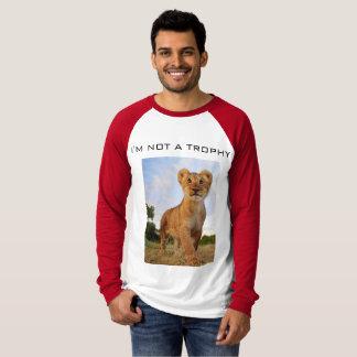 Not a Lion Trophy T-Shirt
