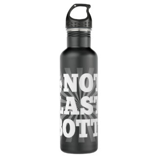 Not a Plastic Bottle, Recycled Personalized Water 710 Ml Water Bottle