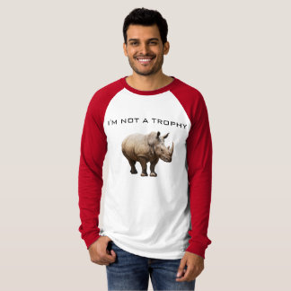 Not a Rhino Trophy T-Shirt