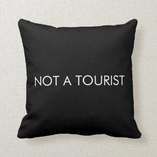 Not a Tourist Cushion