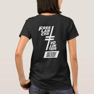 Not A Volunteer T-Shirt
