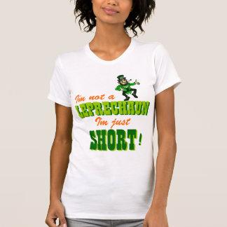 Not Actually a Leprechaun Shorty T-Shirt