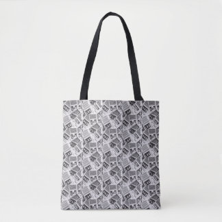Not All Who Wander Are Lost Travel Tote