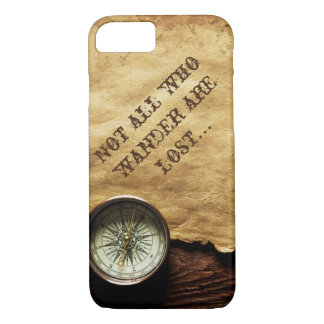 Not all who wander case