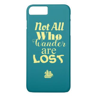 Not All Who Wander - Iphone 8/7 Case