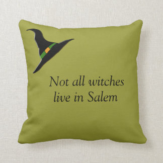 Not all witches.... cushion