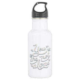 Not Alone 532 Ml Water Bottle