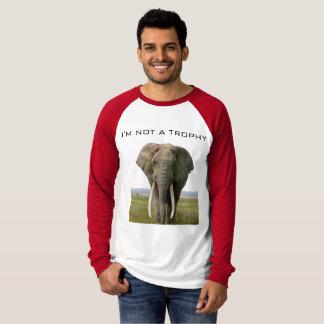 Not an Elephant Trophy T-Shirt