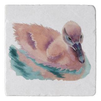 """""""Not an Ugly Duckling"""" Trivet"""