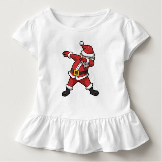Not another dabbing santa designs, yes it is. toddler T-Shirt