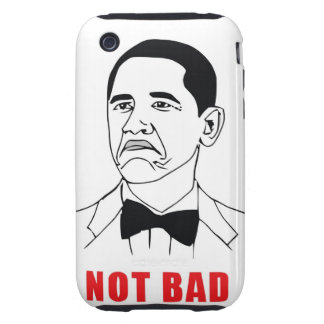 Not Bad iPhone 3 Tough Cases