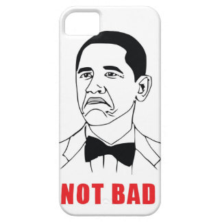 Not Bad iPhone 5 Cover