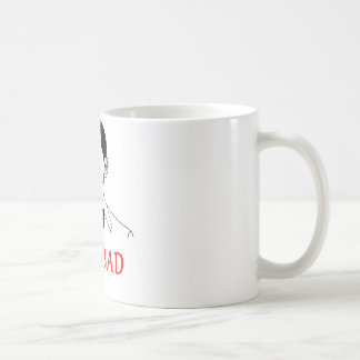 Not bad - meme basic white mug