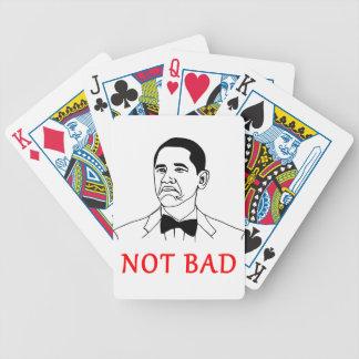 Not bad - meme poker cards