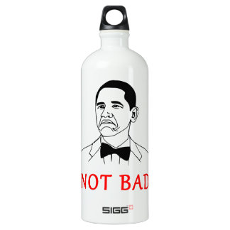 Not bad - meme SIGG traveller 1.0L water bottle