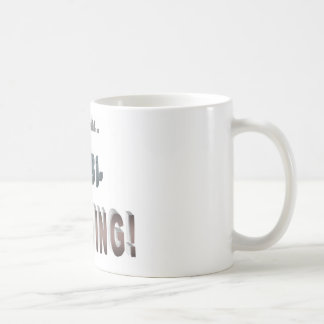 Not Bi-Polar... I'm Bi-WINNING! Basic White Mug
