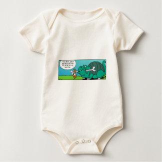 NOT BIG ENOUGH BABY BODYSUIT