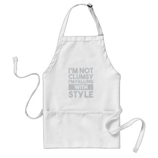 Not Clumsy Standard Apron