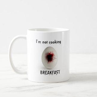 Not Cooking Mug