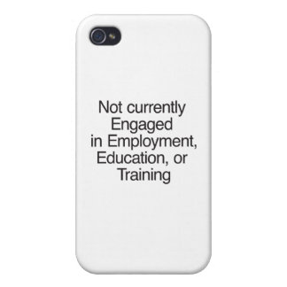 Not currently Engaged in Employment.ai Case For The iPhone 4
