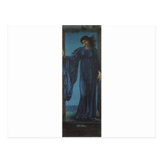 NOT DETECTED by Edward Burne-Jones Postcard