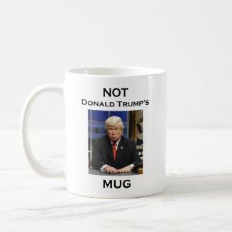 Not Donald Trump's mug