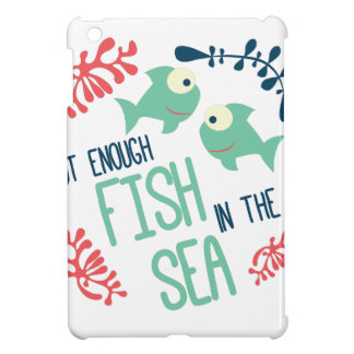 Not Enough Fish iPad Mini Cases