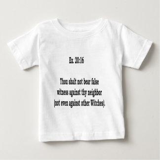 Not  Even, 6 Baby T-Shirt
