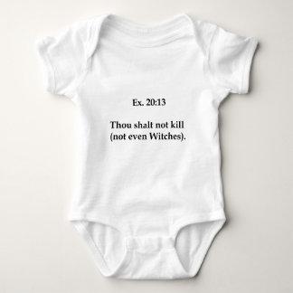 Not Even Baby Bodysuit