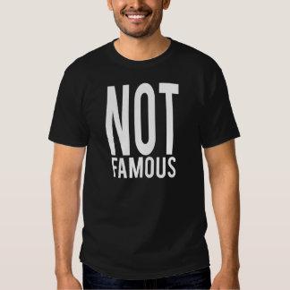 NOT Famous Men Tee Shirts