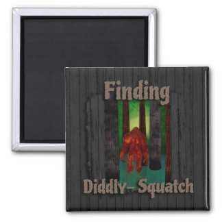 not finding bigfoot magnet