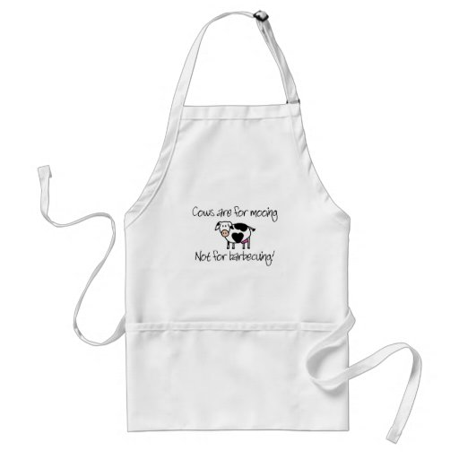 Not for Barbecuing Apron