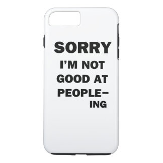 Not Good at People - Ing iPhone 8 Plus/7 Plus Case