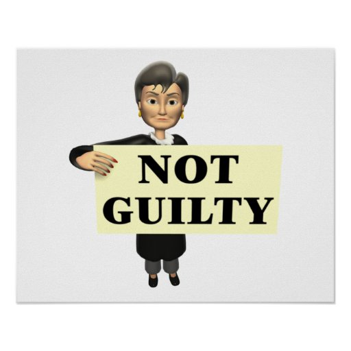 Not Guilty Posters