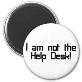 Not Help Desk Fridge Magnets
