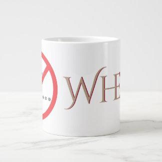 Not If When Entrepreneur Motto Large Coffee Mug