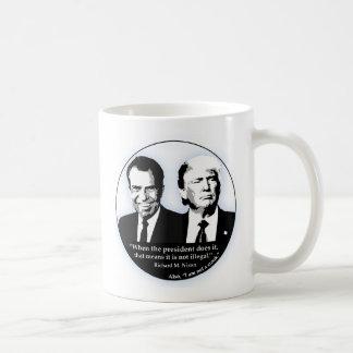 Not Illegal President Coffee Mug