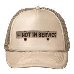 Not In Service Cap