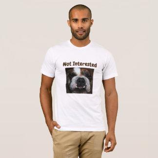 Not Interested Shirt