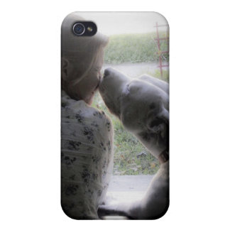 Not Just A Dog; But A Best Friend iPhone Case iPhone 4/4S Cases