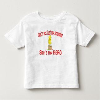 not just my grandma fire toddler T-Shirt