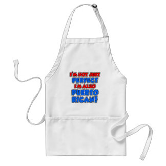 Not Just Perfect Puerto Rican Apron