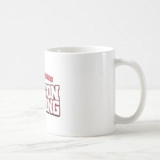 Not just strong. Boston Strong. Mug