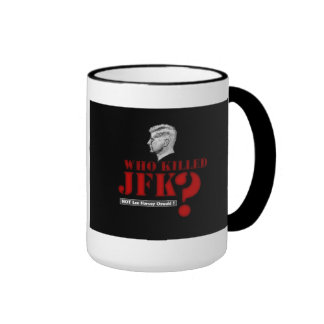 NOT Lee Harvey Oswald! Ringer Mug